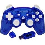 PDP Rock Candy Wireless Controller PS3, Blueberry Boom