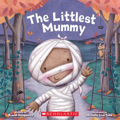The Littlest Mummy (Paperback)](Halloween Recipes Hot Dog Mummies)