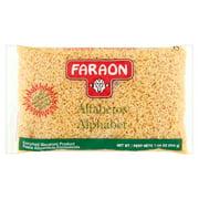 (6 Pack) Faraon Alphabet Enriched Macaroni Product, 7.05 oz
