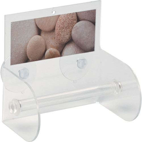 Evideco Spa Wall Mounted Toilet Paper Holder