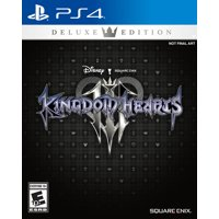 Kingdom Hearts 3 Deluxe Edition, Square Enix, PlayStation 4, 662248921808