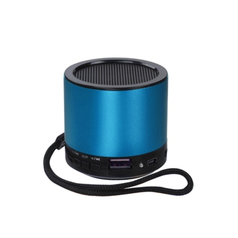 Insten Blue Mini Portable Stereo Speaker For iPod Laptop
