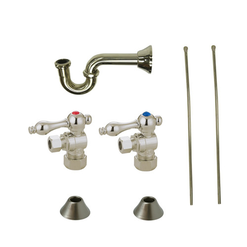 Kingston Brass Trimscape Traditional Plumbing Sink Trim Kit