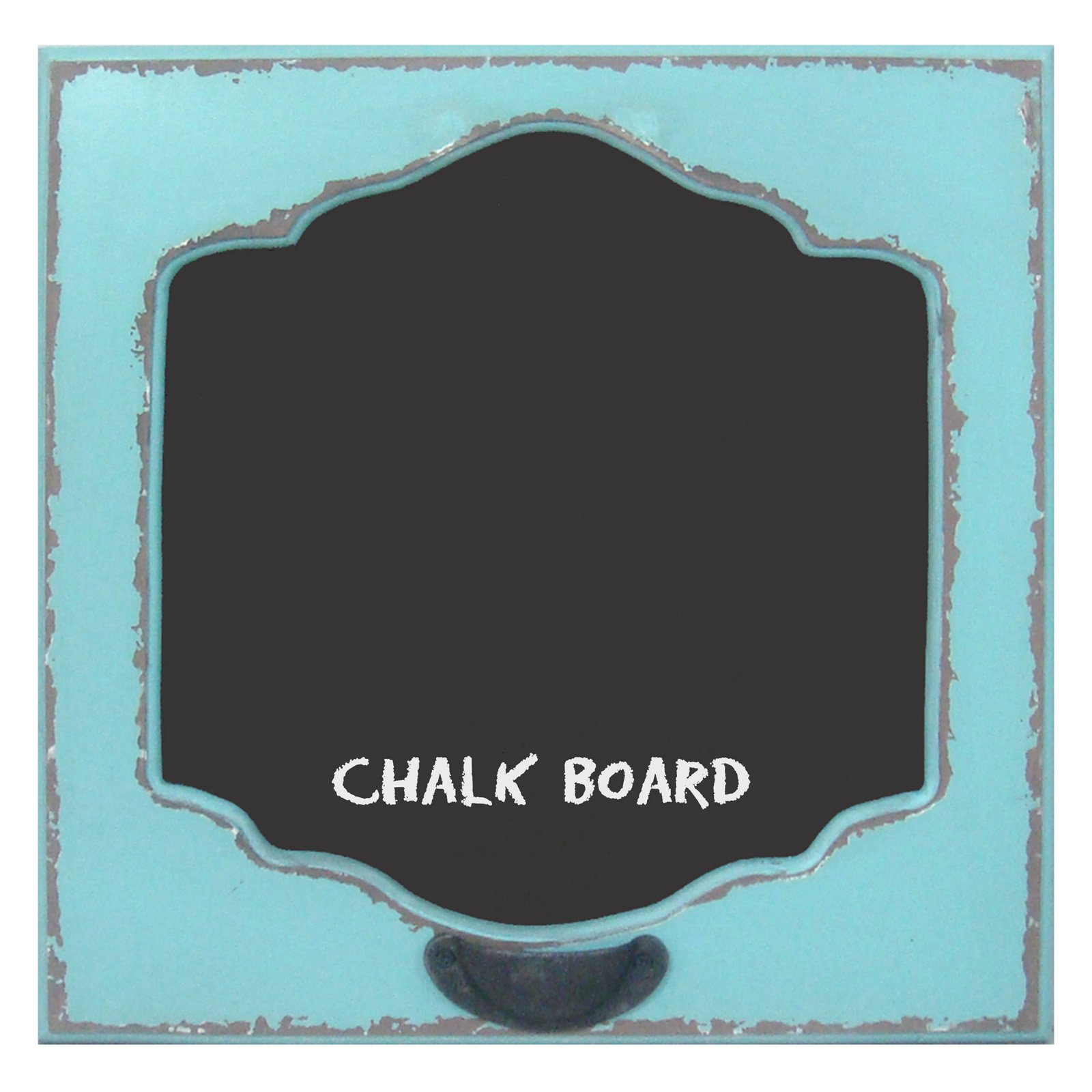 VIP International Wood Chalkboard - Blue