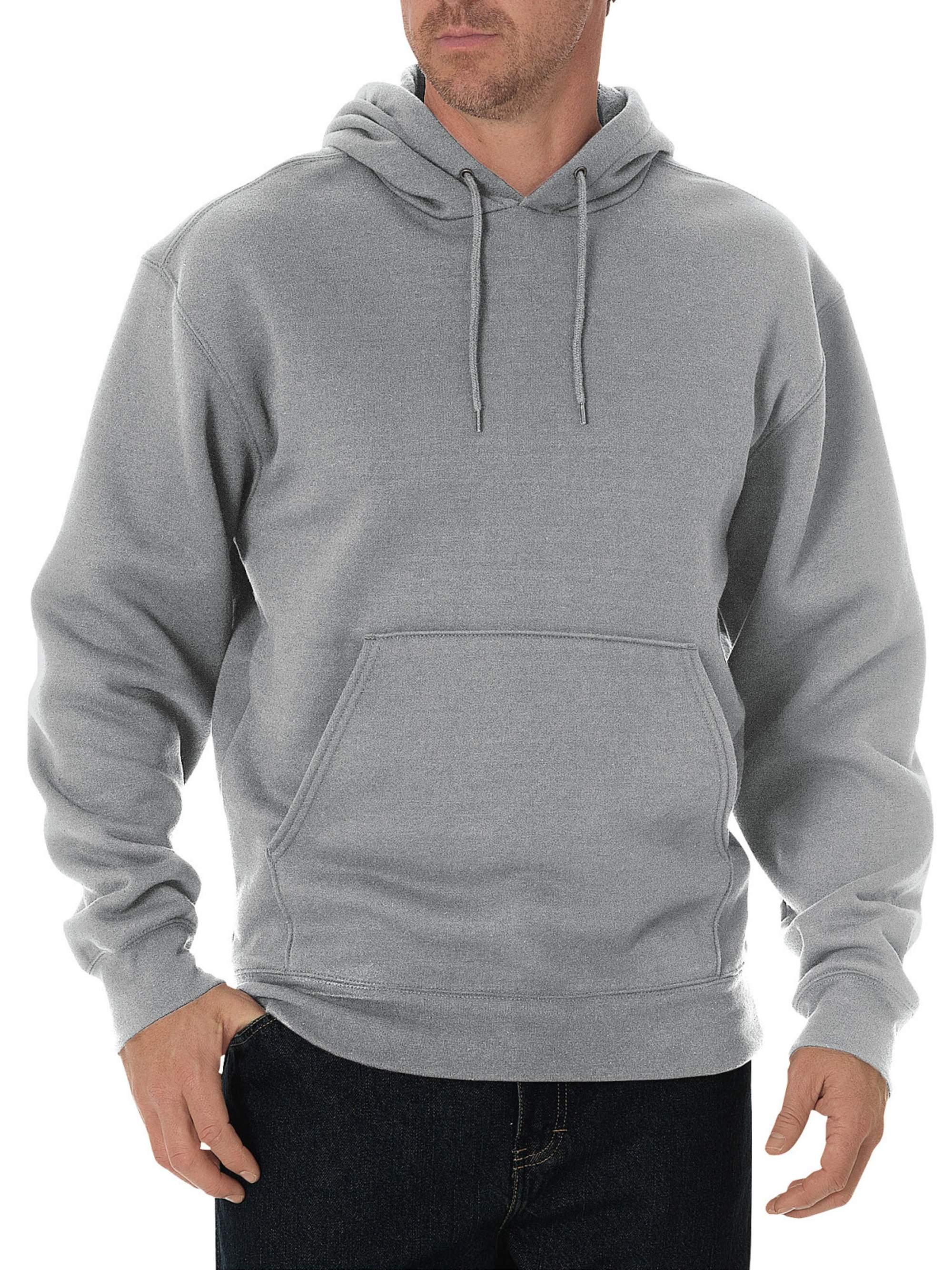 Men's Midweight Fleece Pullover Hoodie