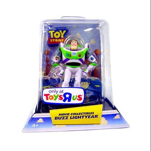 Toy Story Movie Collectibles Buzz Lightyear Exclusive Action Figure by