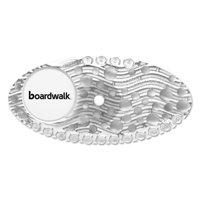 Boardwalk Curve Air Freshener, Mango, Clear, 10/Box -BWKCURVEMAN