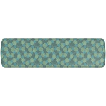 Elite Decorator - Blossom Aqua/Spring - 20x72 (Gelpro Mats)