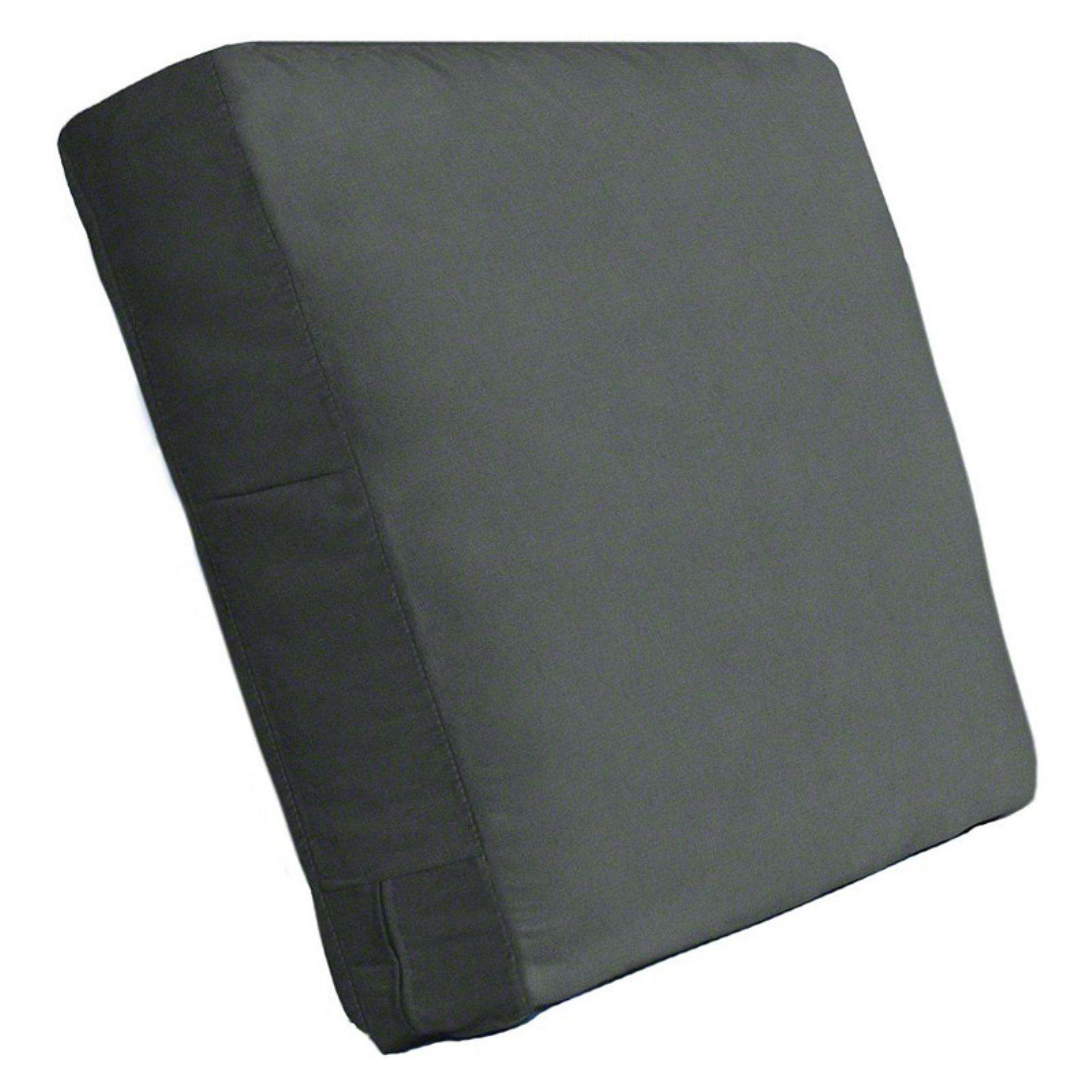 Cushion Source 25 X 19 In Solid Deep Seating Sunbrella Chair Back