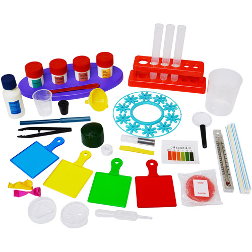 Elenco Super Chem 120 Kit