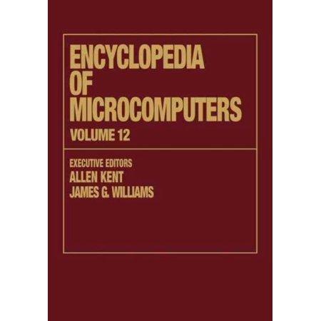 Encyclopedia Of Microcomputer Vol 12 - image 1 de 1