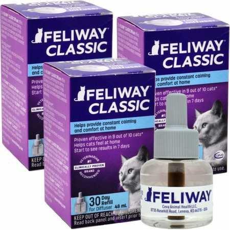 Refills for Diffuser 3 PACK (144 ml) Feliway