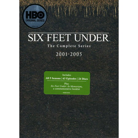 Six Feet Under: The Complete Series (DVD)