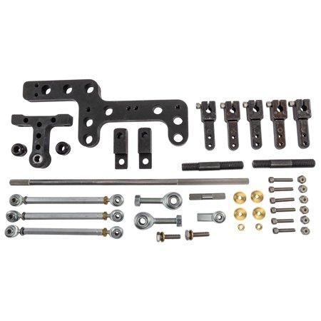 JEGS 15771 6-71/8-71 Blower Linkage Kit