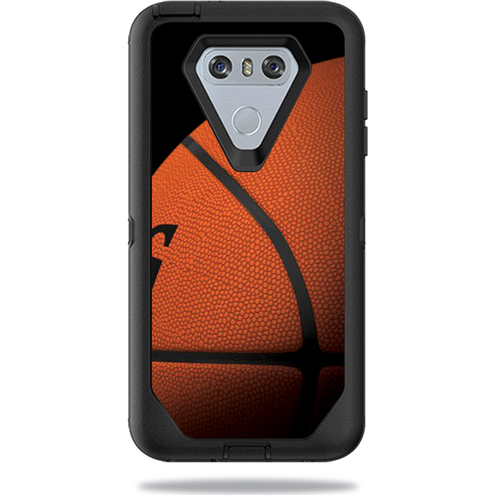 MightySkins Protective Vinyl Skin Decal for OtterBox Defender LG G6 Case sticker wrap cover sticker skins Gameball