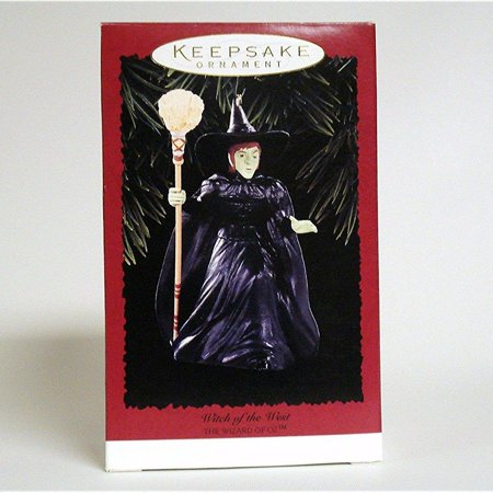 Wizard of Oz Witch of the West 1996 hallmark ornament](Wizard Of Oz Ornaments)