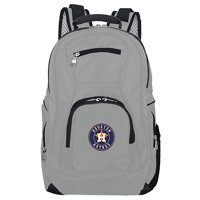 MLB Houston Astros Gray Premium Laptop Backpack