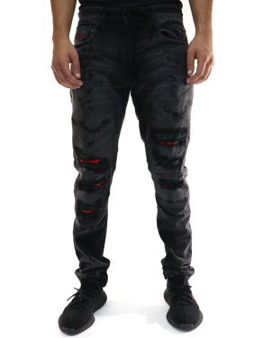 80287db894e192 Product Image Legacy Guc Color Backin Distress Denim 38W 32L BLK.FADE. Jordan  Craig