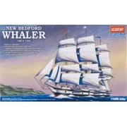 Academy 14204 'New Bedford Whaler' Whaling Ship 1/200 Scale Plastic Model Kit
