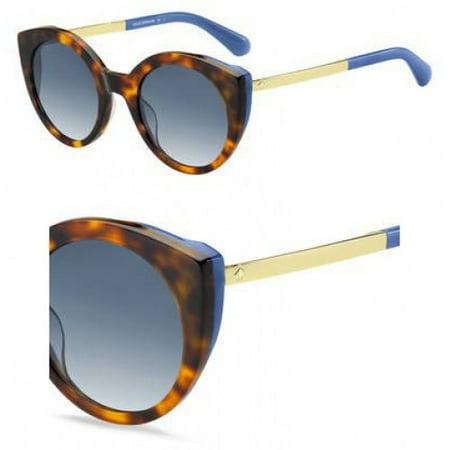 Sunglasses Kate Spade Norina/S 0IPR Havana Blue / 08 dark blue gradient lens