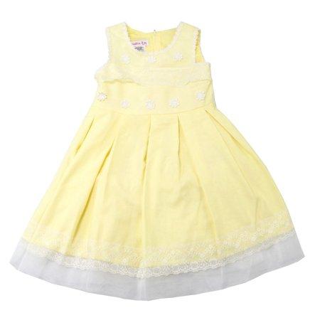 Jessica Rabbit Dresses (Jessica Ann Girls Size 6 Sleeveless Dress,)