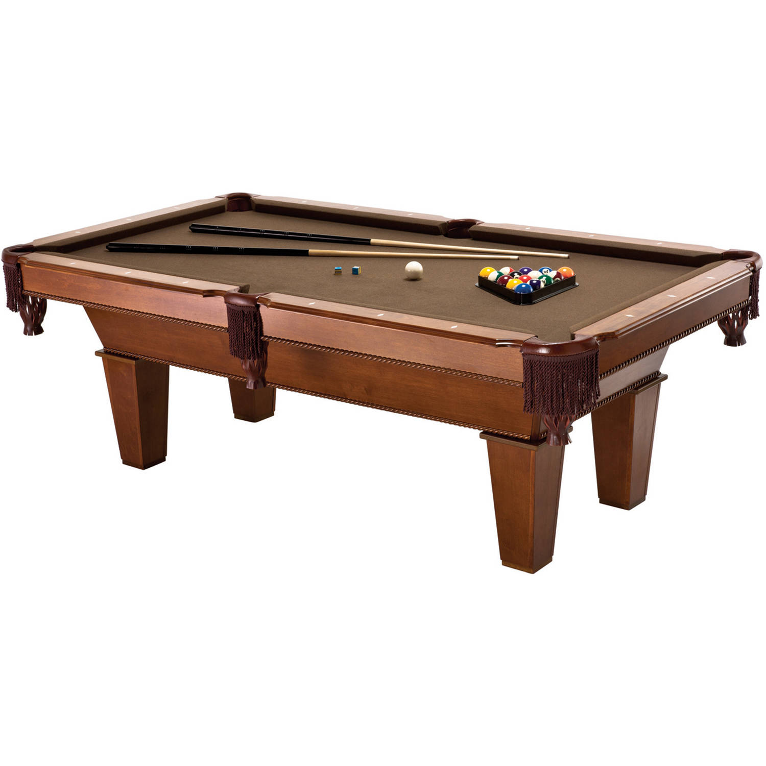 Fat Cat 7' Frisco Billiard Table W/Play Pkg