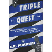 Triple Quest : A Bobby Owen Mystery
