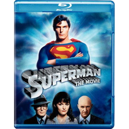 Superman: The Movie (Blu-ray) (Tom Ford Newman)