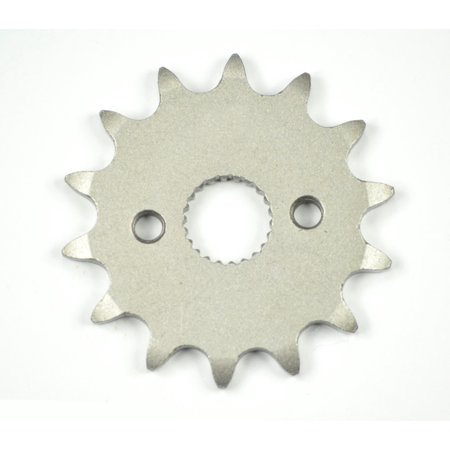 80 Tooth Laminate - 14T Steel Front Sprocket 14 Tooth Honda CR XR CRF 50 50F 70 70F 80 85