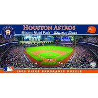MasterPieces Houston Astros 1000PC Panoramic Puzzle