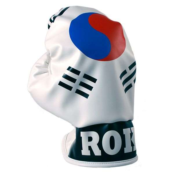 Proactive GolfBoxing Glove Headcover Korea