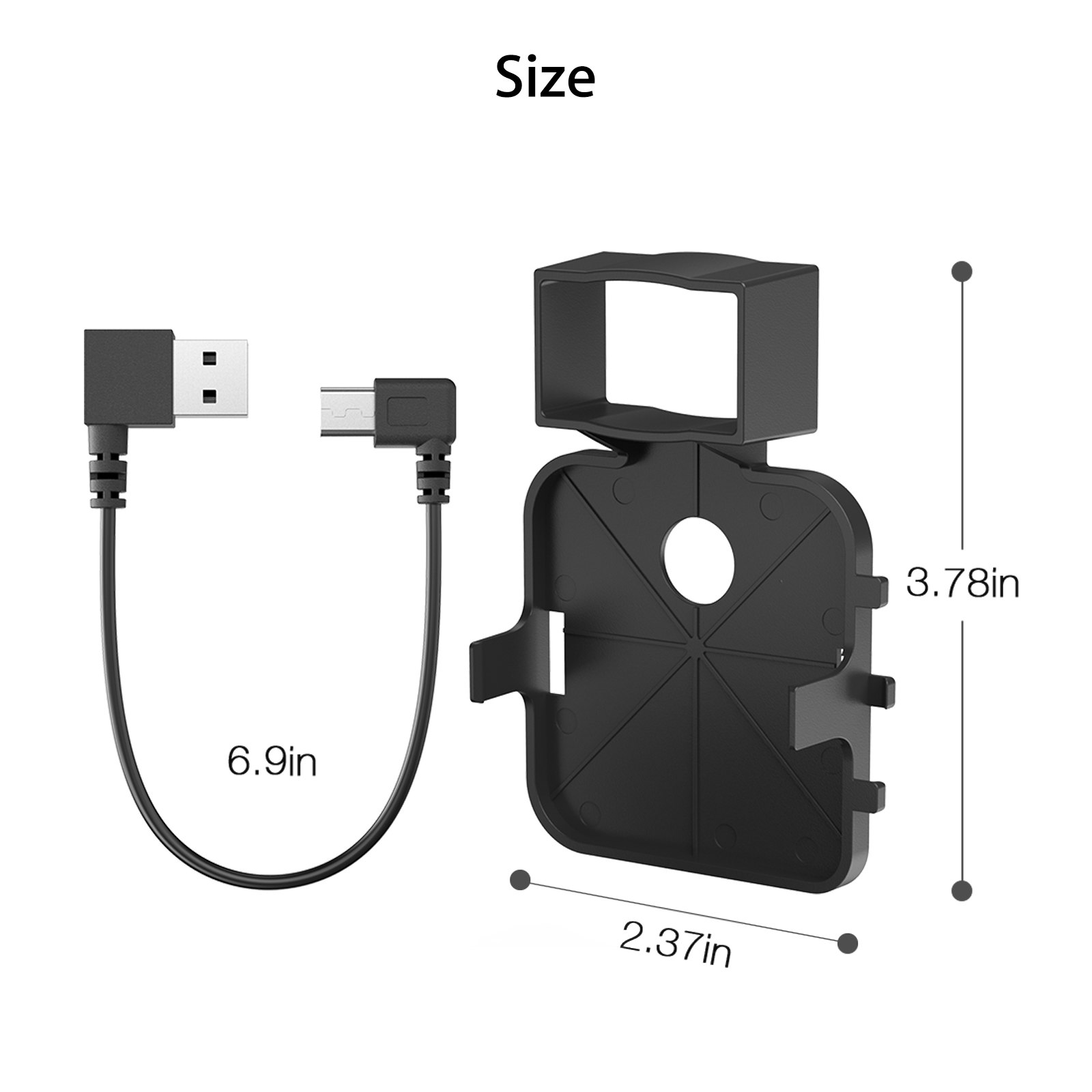 Hanger Holder Stand for Blink XT Blink Outlet Wall Mount for Blink Sync Module