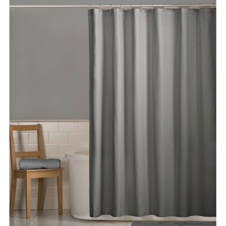 Mainstays Fabric Shower Curtain Liner