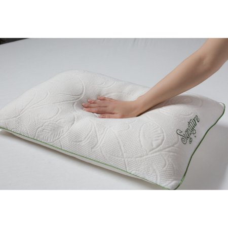 Protect A Bed Signature Side Sleeper Pillow White