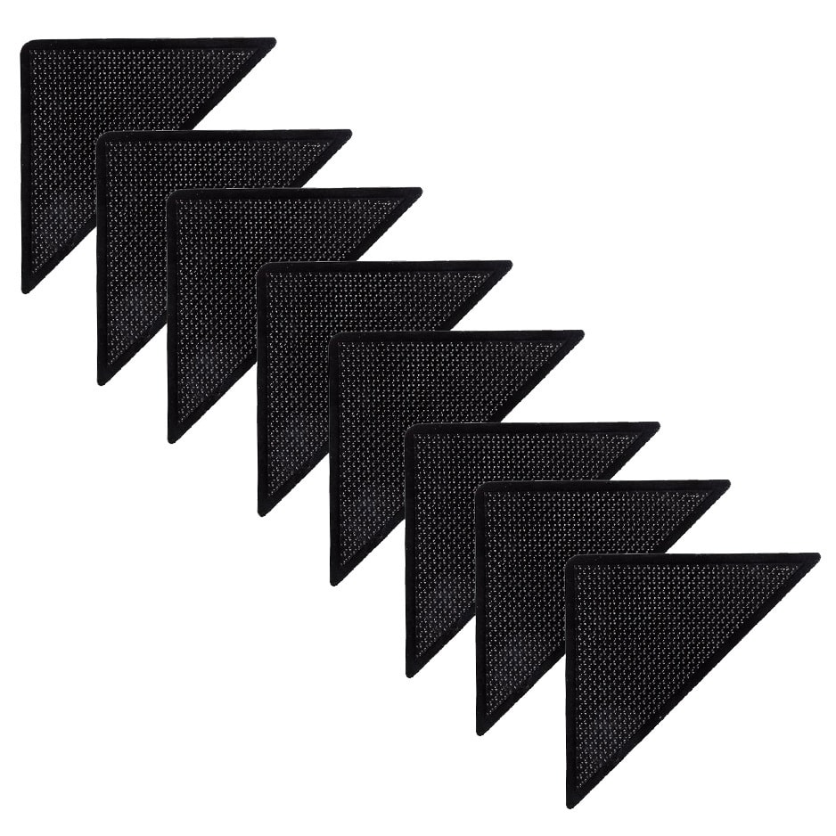 YSO As Seen On TV Reusable Rug Grippers (Set of 8) - 8'