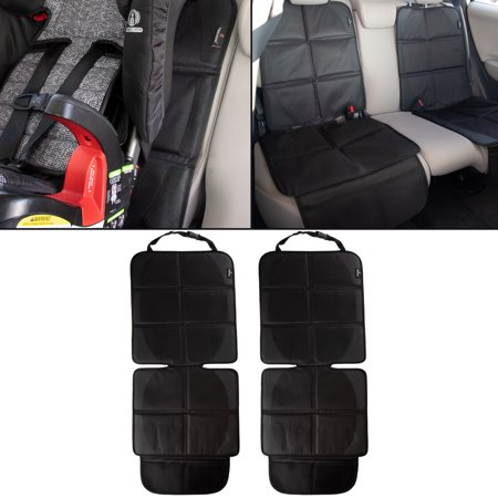 Teknon 2 Pack Car Seat Protector Baby Infant Car Seat Covers For Babies Booster Seat Travel Accessories For The Car Seats Set