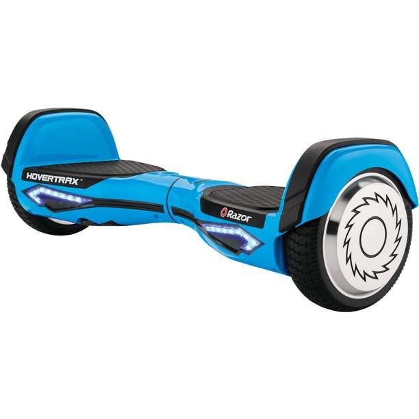 Razor Hovertrax 2.0 Hoverboard Self-Balancing Smart Scooter- Blue