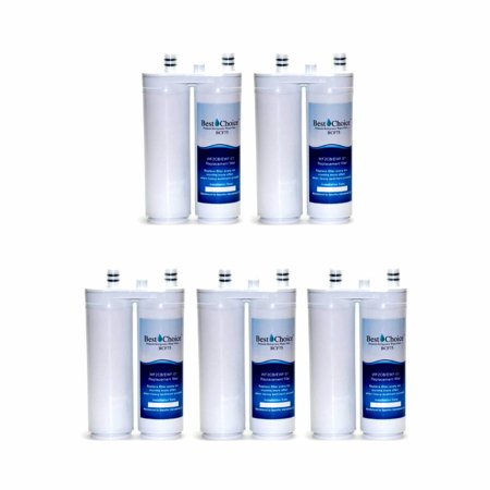 5-PACK REFRIGERATOR WATER FILTER FITS FRIGIDAIRE ELECTROLUX WF2CB EWF-01