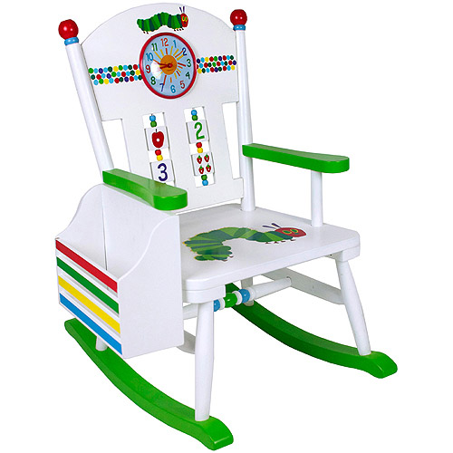 Levels of Discovery The Very Hungry Caterpillar Rocker