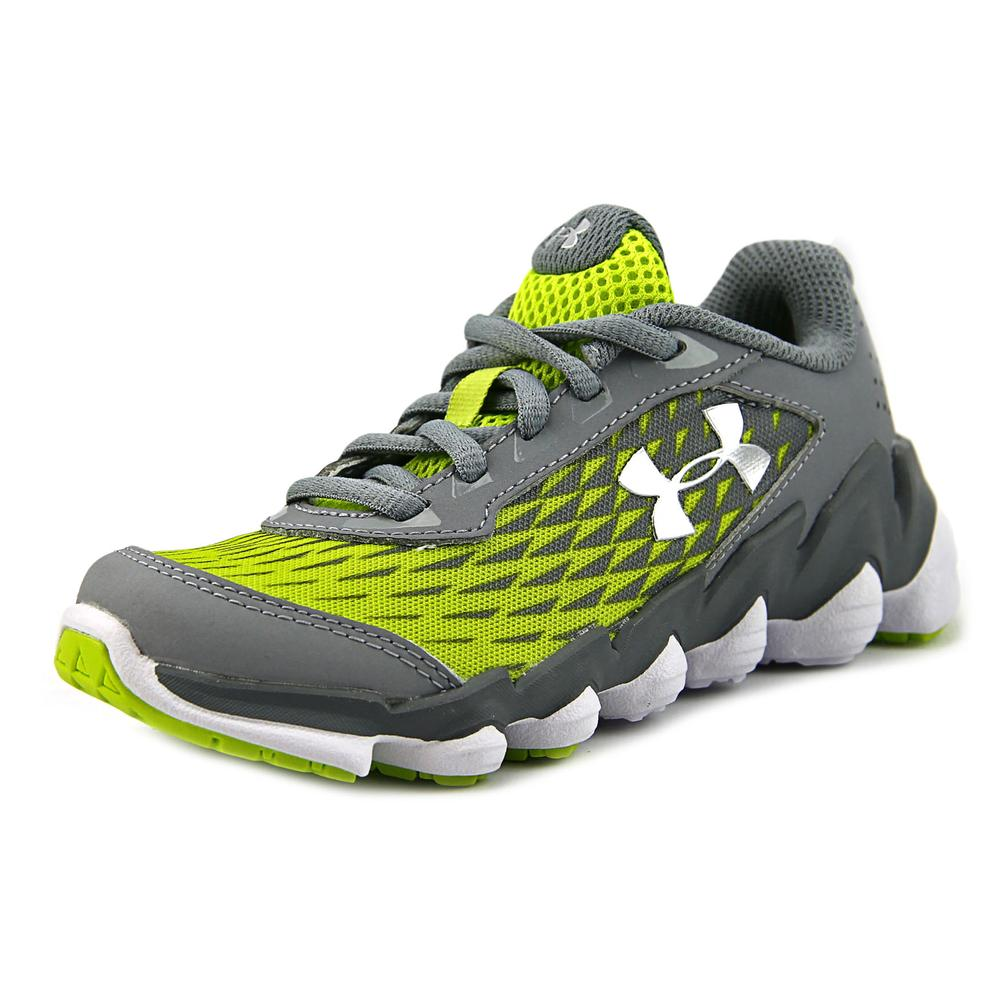 Under Armour BGS Micro G Assert 6 Men  Round Toe Leather ...