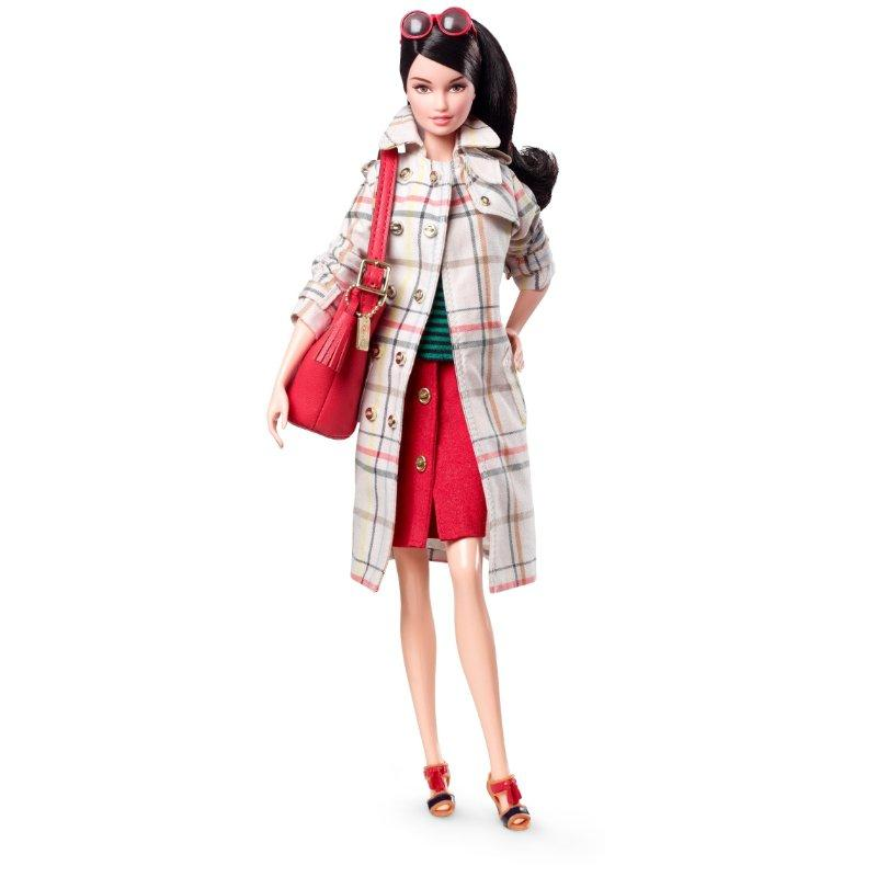 Mattel Collector Coach Designer Doll