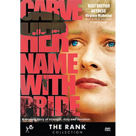 Carve Her Name With Pride (DVD)