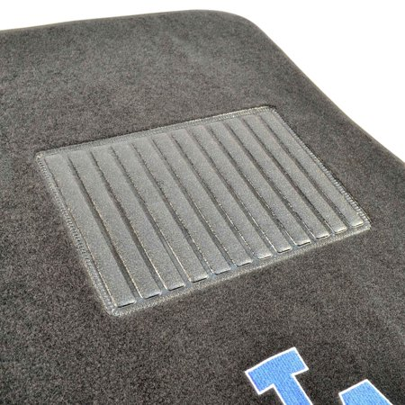 FANMATS 17174 NHL New York Rangers 2-Piece Embroidered Car Mat - image 4 of 5