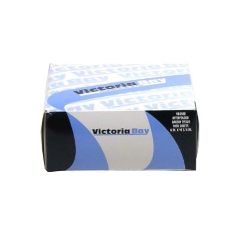1000Sheets  White Bakery Pick Up and Food Wrap Tissue - 6