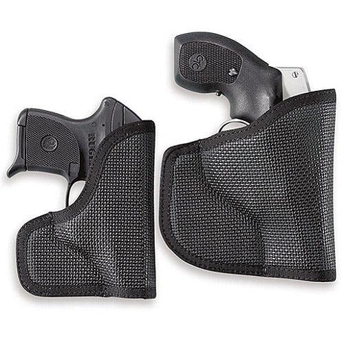 DeSantis Ambi Black Nemesis Holster -Glock, S&W, Ruger with Laser by Desantis
