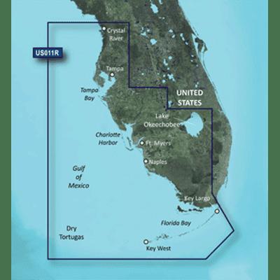 Garmin 010C071200 g2 Vsn HD SD VUS011R Southwest Florida