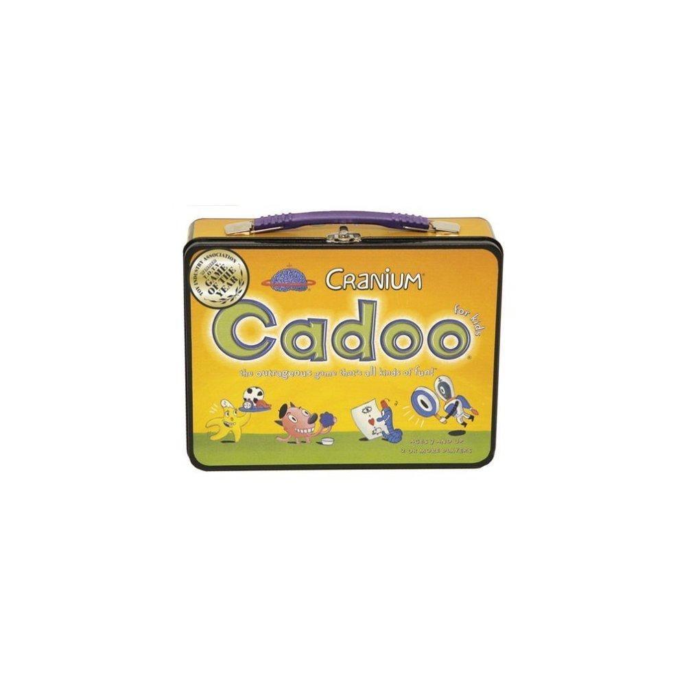 Cranium Cadoo Lunchbox Tin Edition by Cranium by
