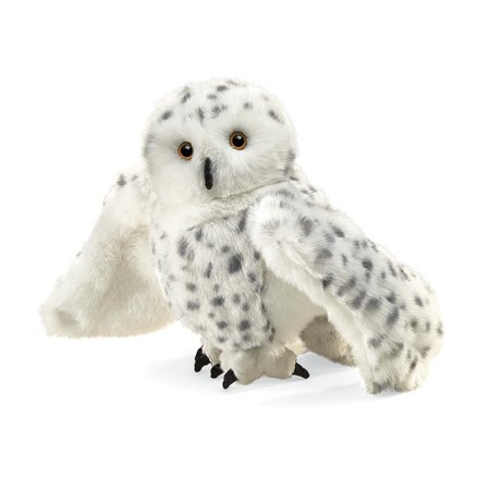 Snowy Owl Puppet (Other)