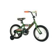 TITAN Champion 16-Inch Boys BMX Bicycle with Training Wheels, Camo