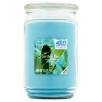 Mainstays Garden Rain Single-Wick 20 oz. Jar Candle